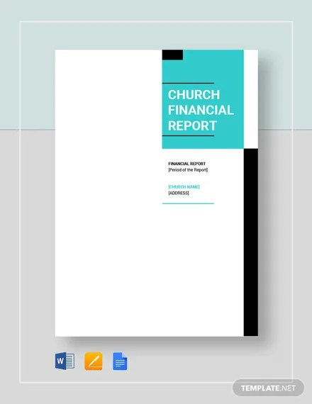 28 + Sample Financial Report Templates- Word, Apple Pages, PDF