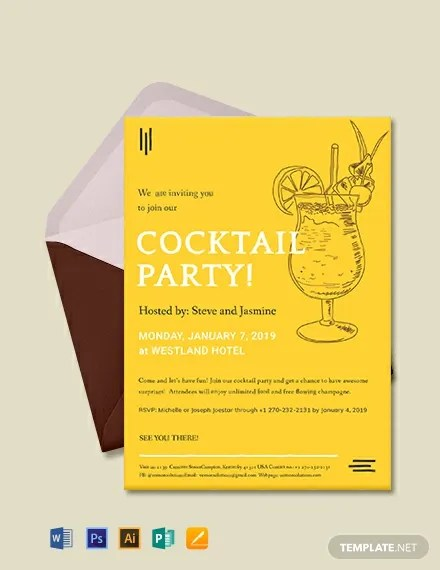 637+ FREE Invitation Templates Download Ready-Made Templatenet