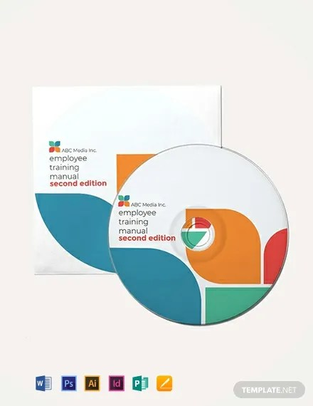 FREE CD Label Template Download 121+ Labels in PSD, Word, Publisher