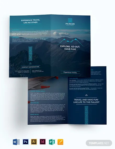 457+ FREE Brochure Templates Download Ready-Made Templatenet