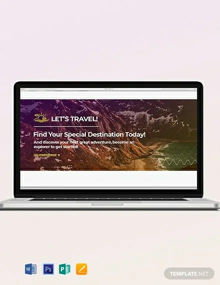 20+ FREE Word Website Blog Header Templates Download Ready-Made