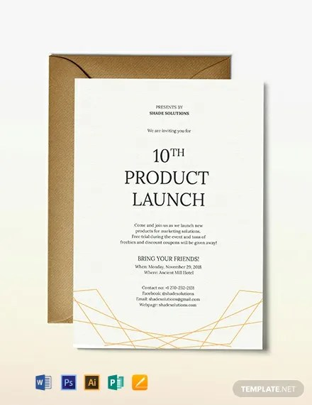 35+ FREE Invitation Business Templates Download Ready-Made