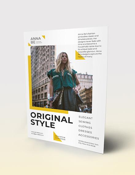 Fashion Designer Flyer Template Download 306+ Flyers in Adobe