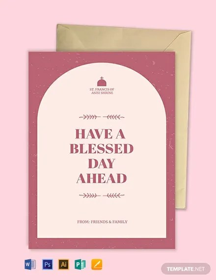 40+ FREE Publisher Greeting Card Templates Download Ready-Made