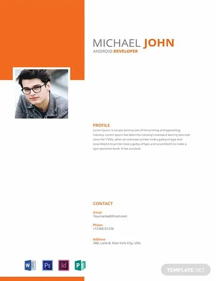 15+ FREE Modern Resume Templates Download Ready-Made Templatenet