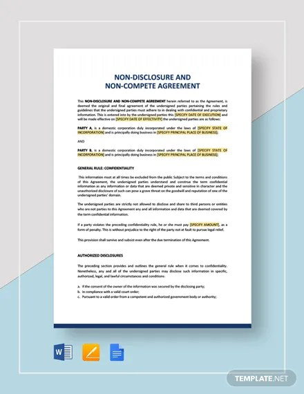24+ HR Agreement Templates Download Ready-Made Templatenet