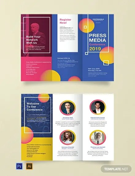FREE Conference Brochure Template Download 457+ Brochures in PSD