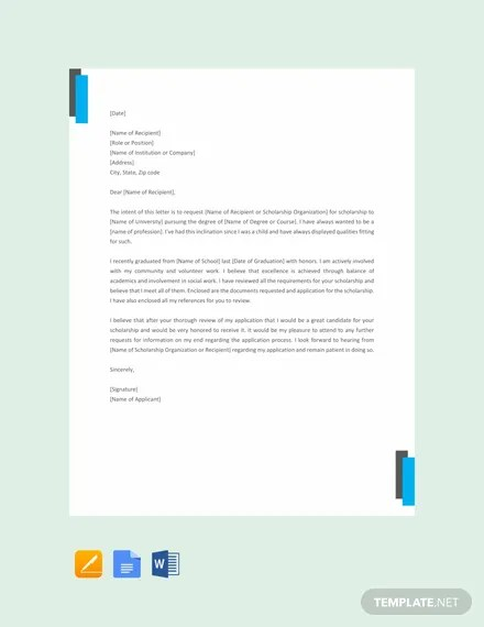 35+ FREE Request Letter Templates Download Ready-Made Templatenet