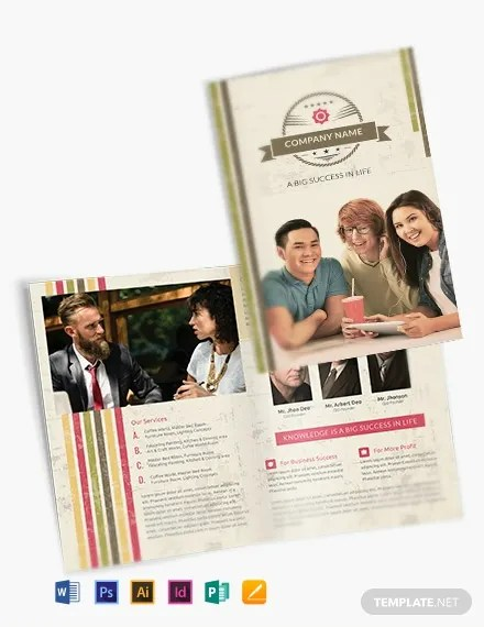 34+ FREE Company Brochure Templates Download Ready-Made Templatenet