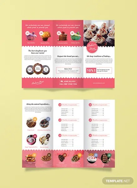 Free Advertising Brochure Templates Download Ready-Made Templatenet