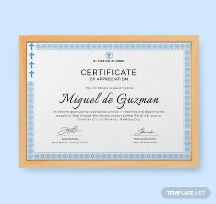 Free Appreciation Certificate Templates Download Ready-Made - gratitude certificate