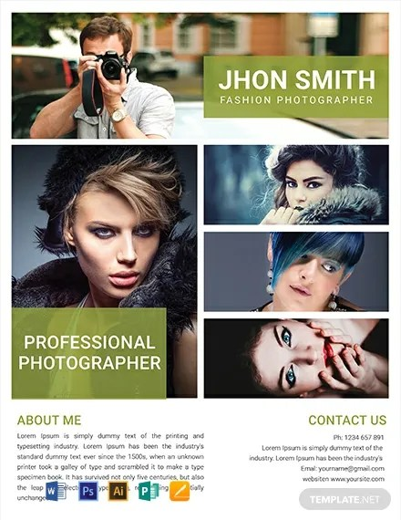 11+ FREE Photography Flyer Templates Download Ready-Made