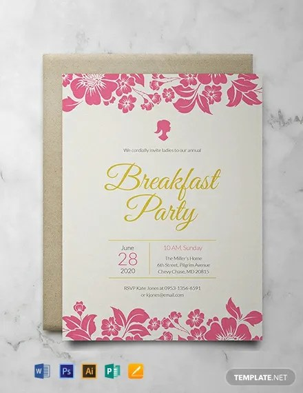 85+ FREE Party Invitation Templates Download Ready-Made Templatenet