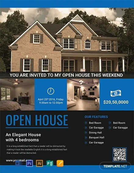 29+ FREE Real Estate Flyer Templates Download Ready-Made