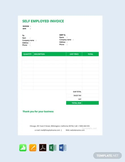 80+ FREE Invoice Templates Download Ready-Made Templatenet