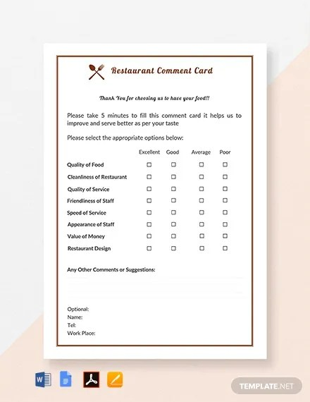 300+ FREE Card Templates Download Ready-Made Templatenet