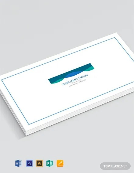 FREE Return Address Label Template Download 121+ Labels in PSD