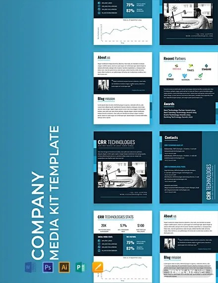 29+ FREE Media Kit Templates Download Ready-Made Templatenet