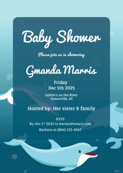 Small Of Printable Baby Shower Invitations