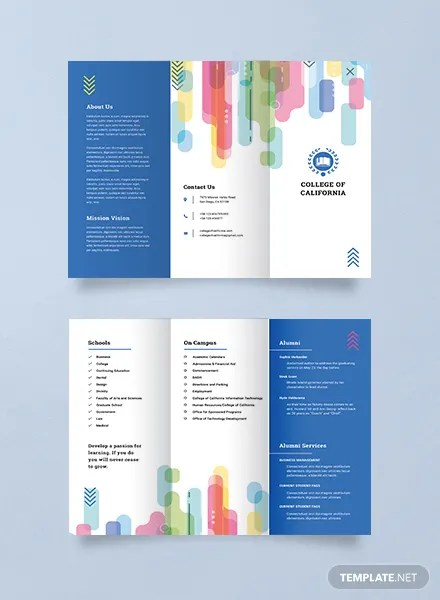 Free Brochure Templates in PSD Download Ready-Made Templatenet