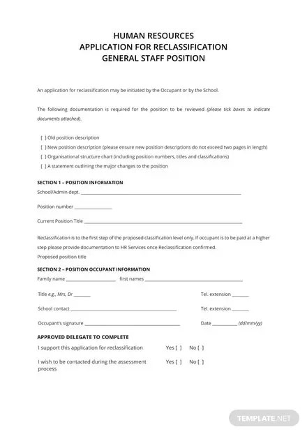Sample Scholarship Application Form Template in Microsoft Word - general application form