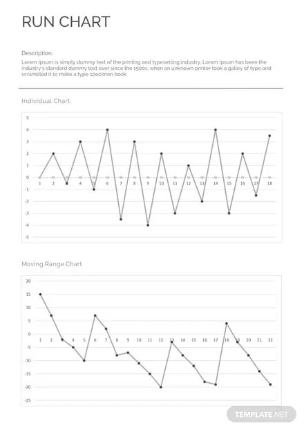 Excel Chart Template in Microsoft Word, Excel Templatenet
