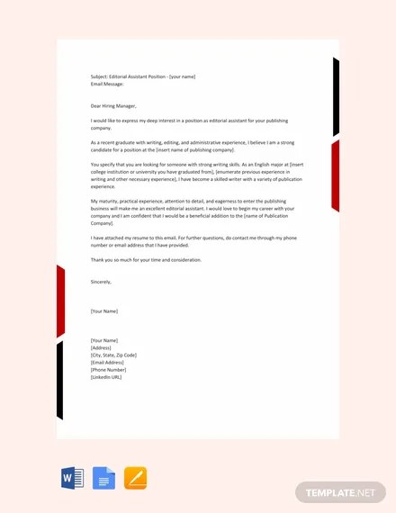 66+ FREE Pages Cover Letter Templates Download Ready-Made