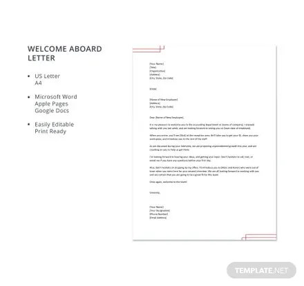 Free Letter Templates in Google Docs Download Ready-Made