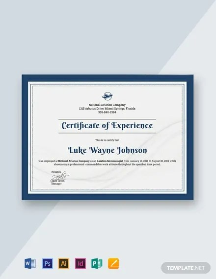 435+ FREE Certificate Templates Download Ready-Made Templatenet