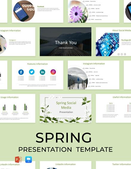 FREE Modern PowerPoint Presentation Template Download 67+