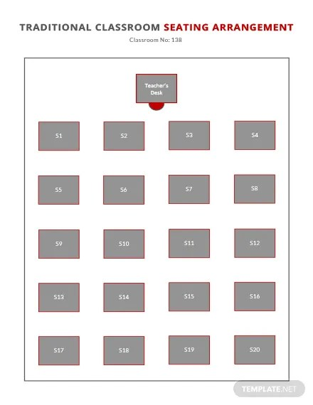 Free Seating Chart Templates Download Ready-Made Templatenet - a seating