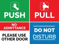 Door Sign Template Choice Image - Template Design Ideas