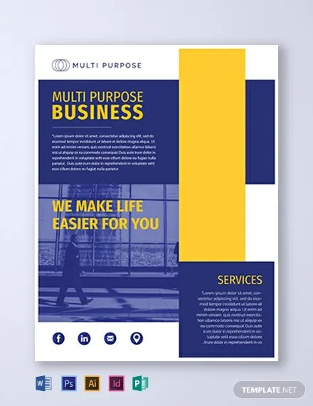 886+ FREE Flyer Templates Download Ready-Made Samples Templatenet