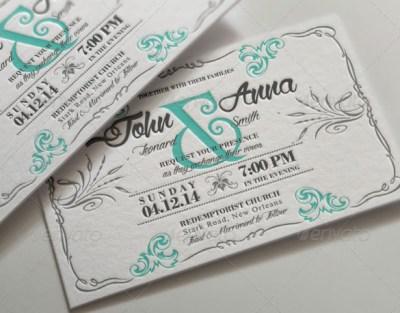 34+ Wedding Invitation Design Templates - PSD, AI ...