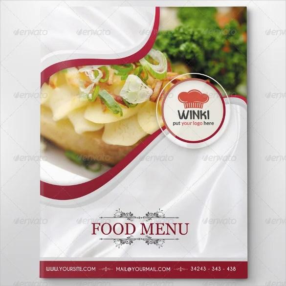 Restaurant Menu Template - 53+ Free PSD, AI, Vector EPS, Illustrator - free food menu template