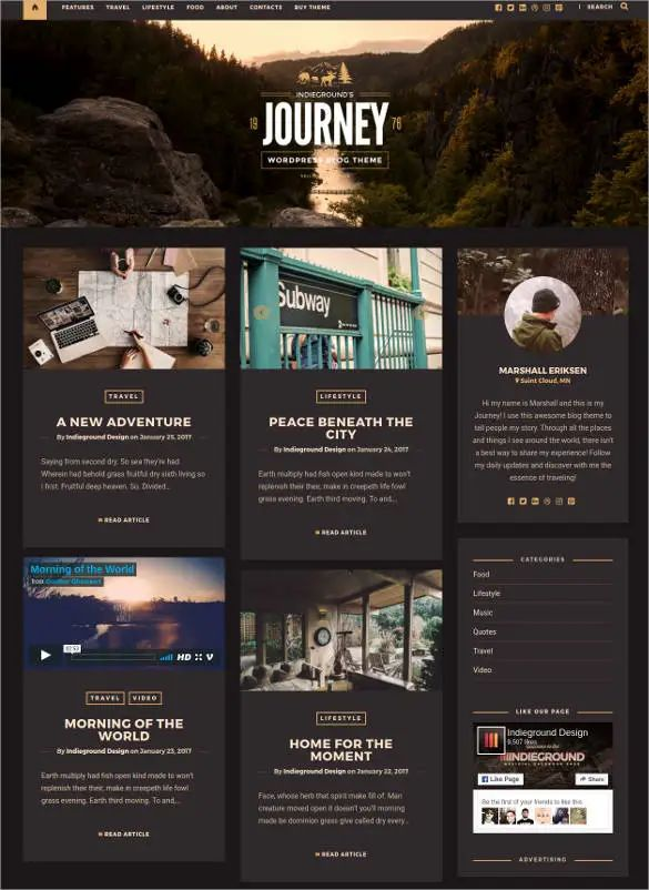 website ad templates