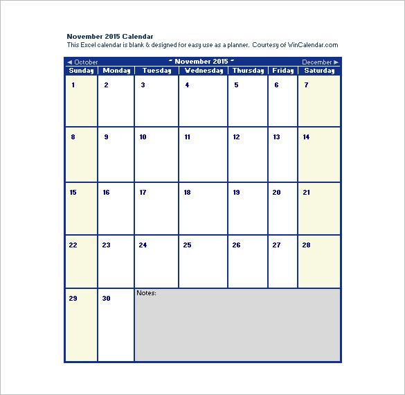 Excel Calendar Schedule Template u2013 15+ Free Word, Excel, PDF - calendar template pdf