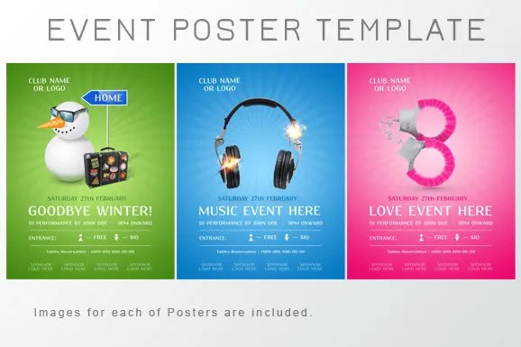 71+ Poster Templates - PSD, AI, Vector EPS Free  Premium Templates