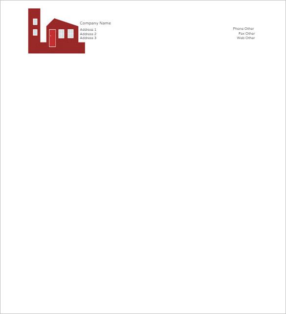 free microsoft word letterhead templates - Militarybralicious - free microsoft word letterhead templates