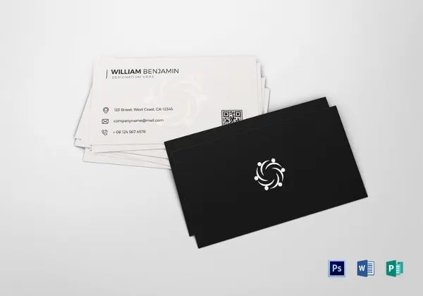 free online business card templates