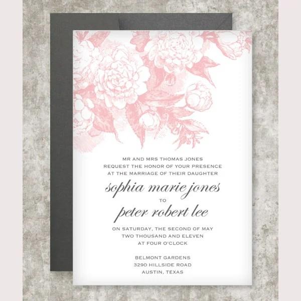 Wonderful Colorful Wedding Invitation Templates Royal Scrollscroll