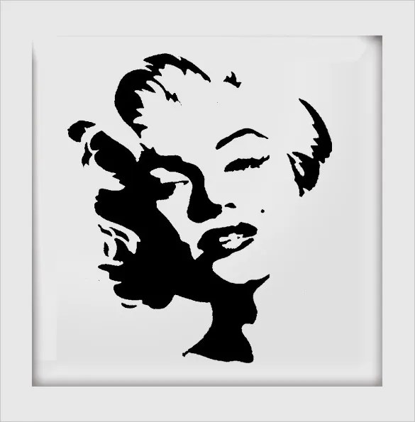 printable spray paint stencils - Goalgoodwinmetals