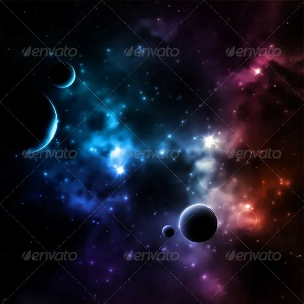 planets templates