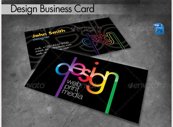 75+ Business Card Templates for Designer in AI, Ms Word, PSD, Apple