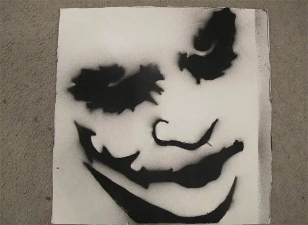 45+ Beautiful Spray Paint Art Stencils Free  Premium Templates