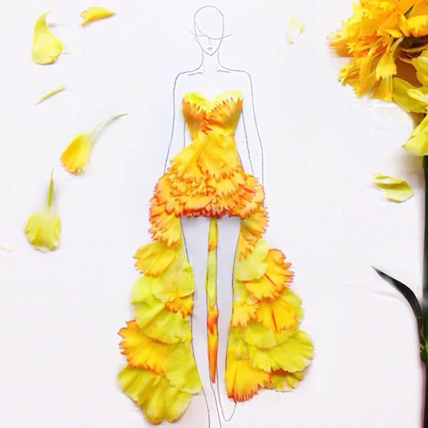 50+ Best Fashion Design Sketches for your Inspiration Free - fashion design template