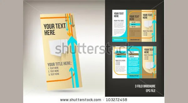 35 Best Retro Brochure Templates Download Free  Premium Templates - retro brochure template