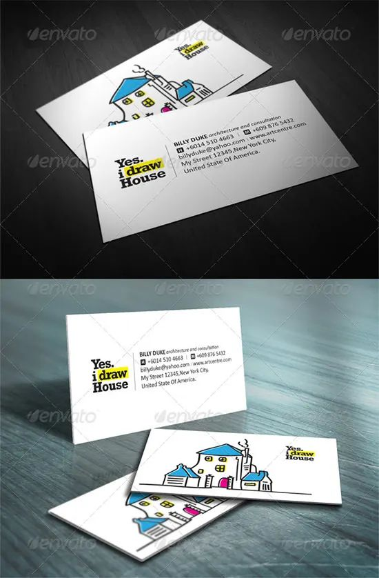 buisiness card template