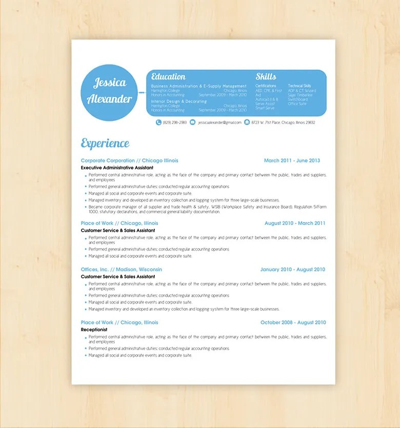 How To Make A Resume For A Job On Microsoft Word How To Create A Resume Template With Microsoft Word Basic Resume Template – 51 Free Samples Examples Format