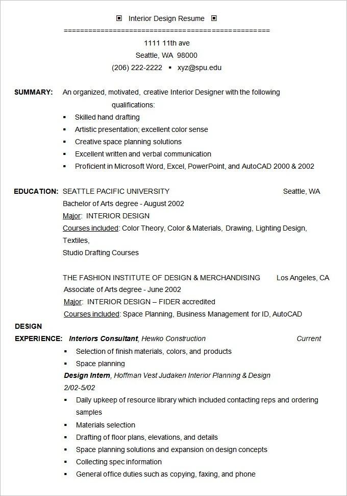 19+ Resume Examples - PDF, DOC Free  Premium Templates